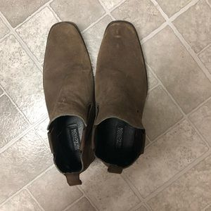 Kenneth Cole Chelsea style boots